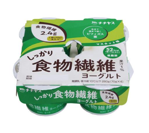しっかり食物繊維ヨーグルト